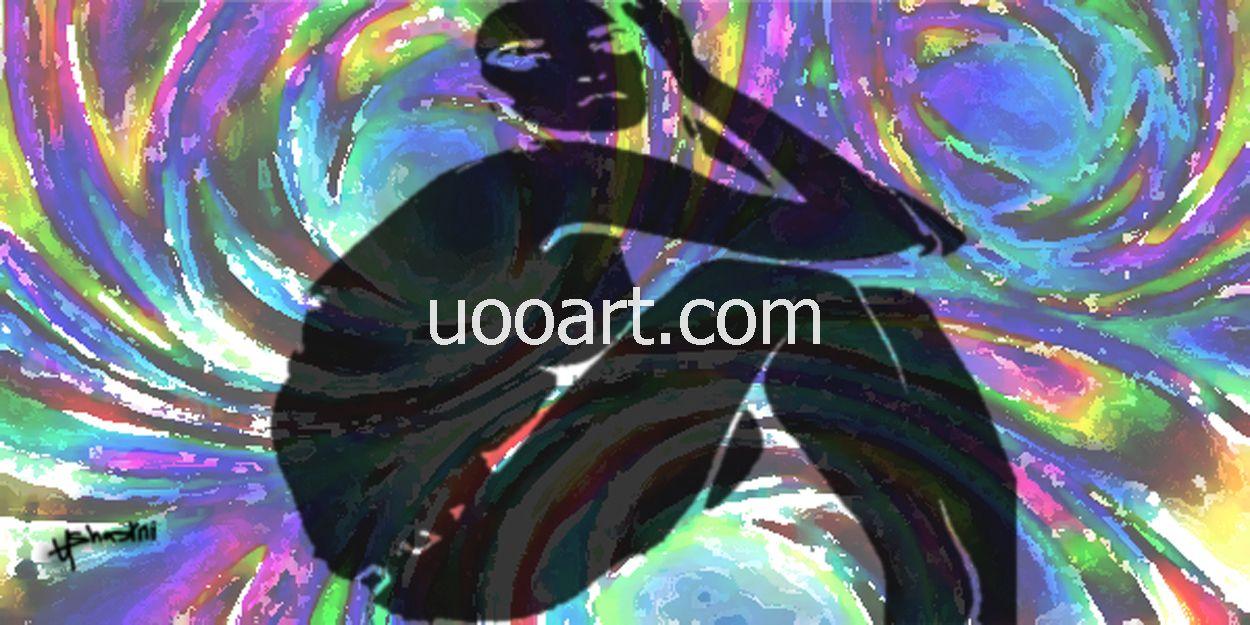 Women Fantacy Painting